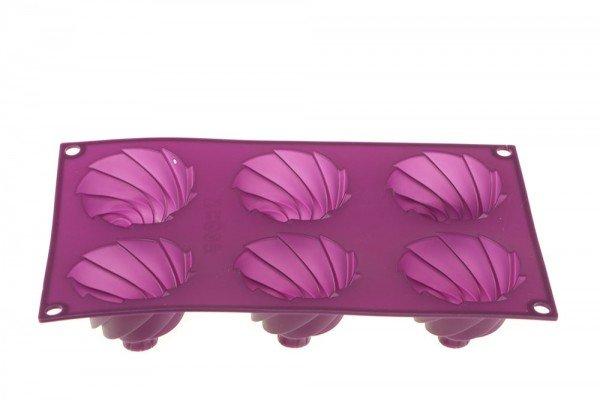 Paci Kek Pasta Kalıbı Mor | PLA-600105-Lila