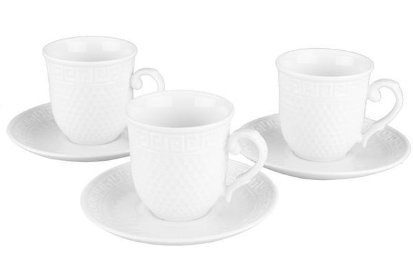Hayal Fine Porselen Kahve Fincan Seti   12 Parça   Büyük   By-sl2728-220cc-8