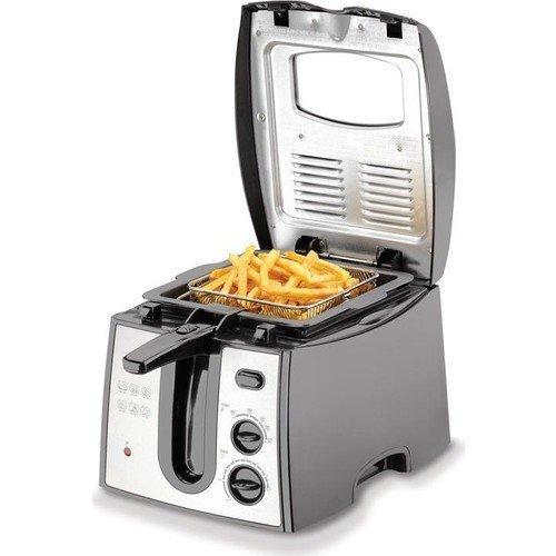 Korkmaz Multi Fry Fritöz | 1800W | Siyah | A386