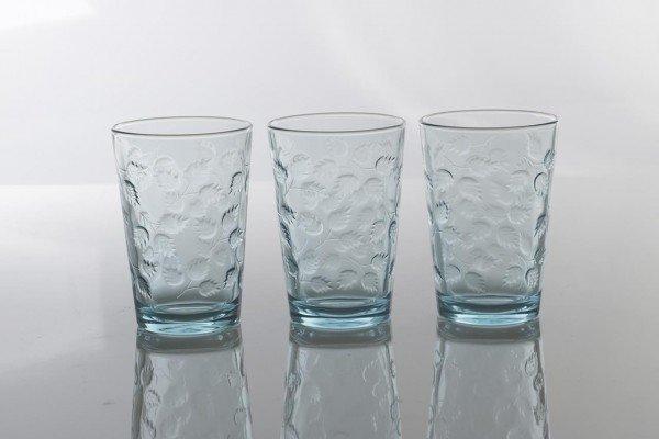Paşabahçe 6 Parça Su Bardağı Seti | Mavi | 52010