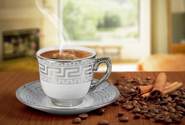 Bavary 6'lı Türk Kahve Seti 12 Parça Gümüş İşlemeli