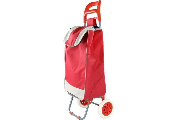 Dekonaz Alışveriş Arabası | Kırmızı | MCK-0001-Rot