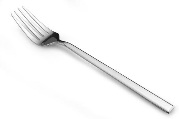 Almina 6 Adet Yemek Çatalı Paslanmaz Çelik | AL-2002