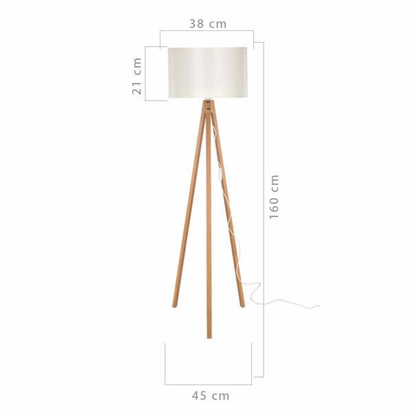 Tello Lambader Bambu/finlin Krem