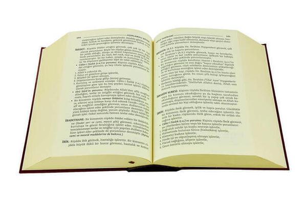 Açıklamalı Rüya Tabirleri Ansiklopedisi - Yusuf Tavaslı - Büyük Boy - Ciltli