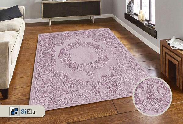 Siela Sarayhan Collection Halı   Lila   S-6301-Lila