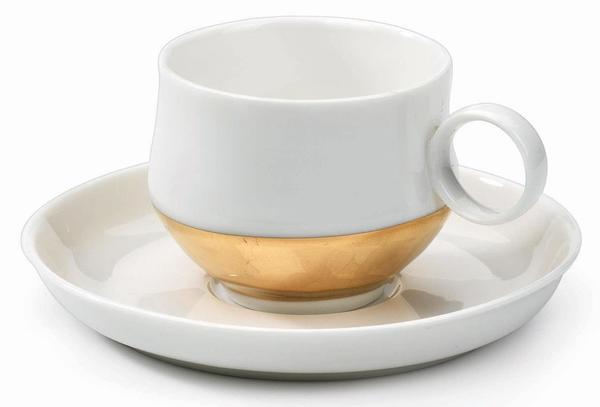 Korkmaz 6'lı Kazancı Kahve Fincan Seti 12 Parça | A8653