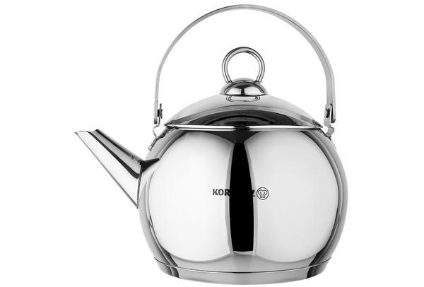 Korkmaz Tombik Çaydanlık | 2.0 L | A093