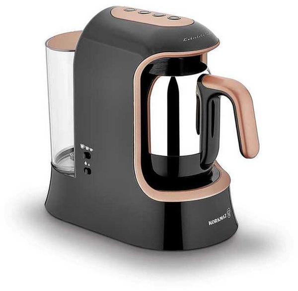 Korkmaz Kahvekolik Aqua Kahve Makinası   Gülkurusu   A862-02  