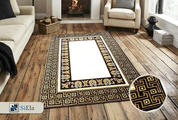 Siela Mix Collection Halı | Kahverengi | S-7998-Brown