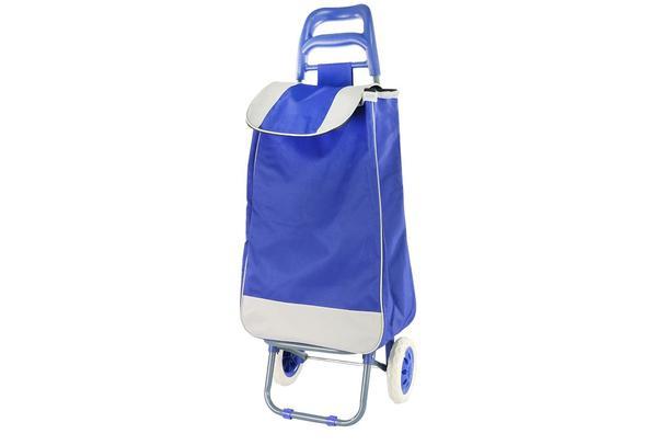 Dekonaz Alışveriş Arabası | Açık Mavi | MCK-0001-Hellblau
