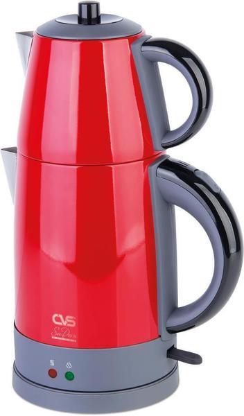 Cvs DN 1515 Sudem Deluxe Çelik Çay Makinası - Kırmızı