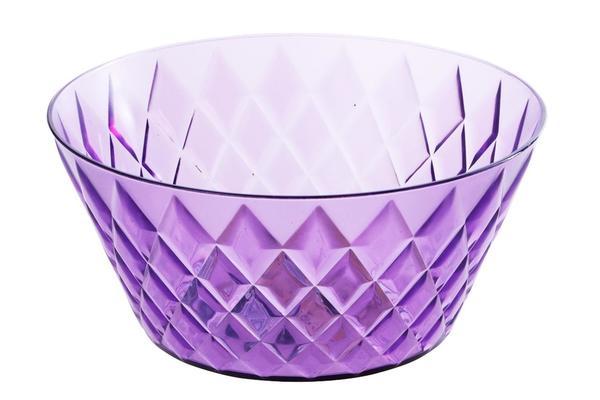 Violet Modern Salata Kasesi   Mor