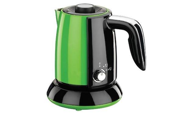 Korkmaz Tekkahve Türk Kahve Makinesi | Yeşil | 830W | A348-02