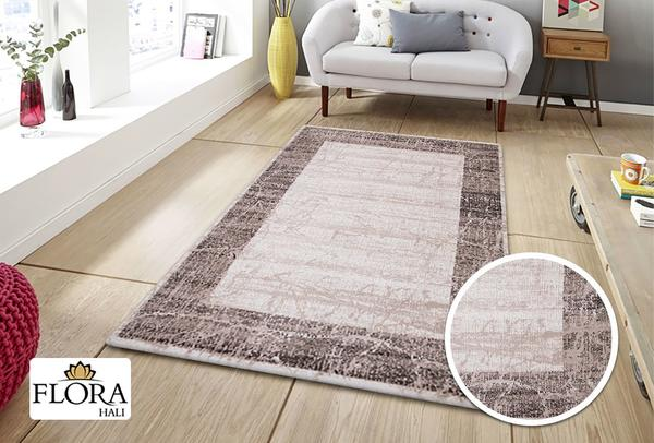Flora Zarah Collection Halı | Bej | F-4378A-Beige