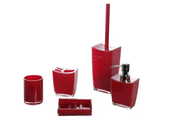 Almina banyo tuvalet Elegant 5 parçalı set