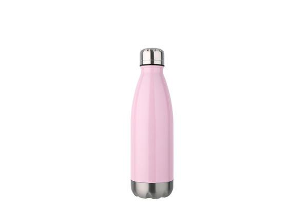 Bavary | Vakumlu Termos | Paslanmaz Çelik | Pembe | By-clb-500-pink