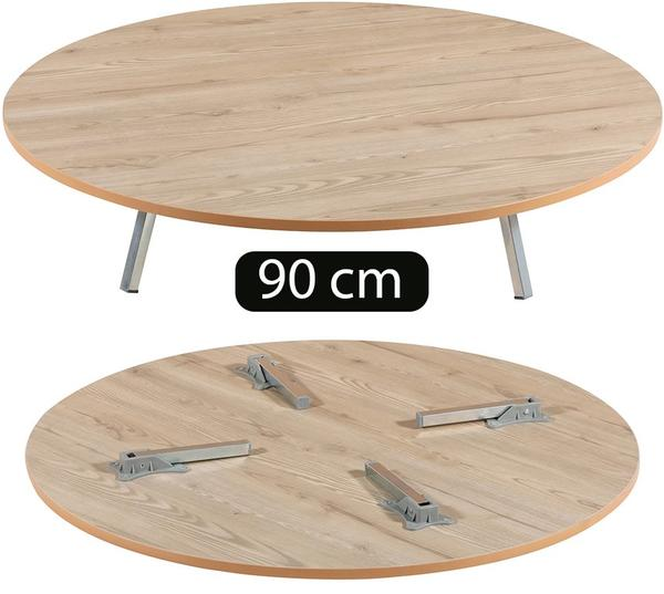 DekonazTraditionelle Holz 2268 90 Metall Teig Tisch Esstisch Sofra Boden Türkische Cm j54RLA