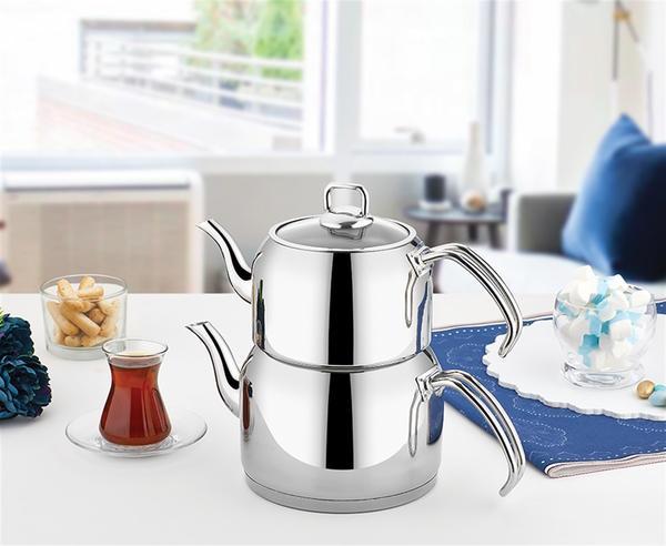 Mini Karmen Çaydanlık