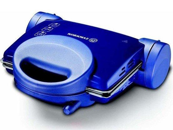 Korkmaz Tostez Granit Tost Makinesi   Mavi   A307-04