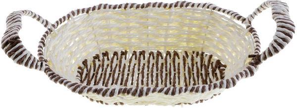 Dekonaz Ekmek Sepeti / Meyve Sepeti Rachel 39x24cm