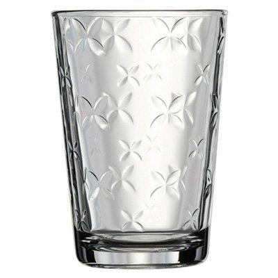 Paşabahçe 6 Parça Yonca Su Bardağı Seti | 205ml | 52056