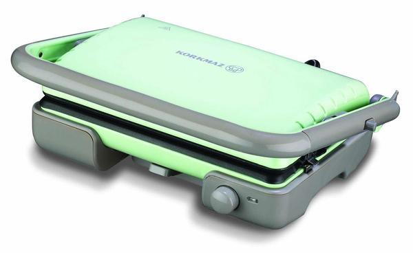 Korkmaz Tostella Tost Makinesi - Yeşil