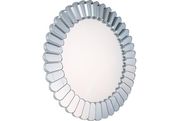 Almina Lüks Desenli Ayna | AL-4632