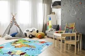 Obsession My Party Time Collection Çocuk Halısı | Dünya Haritası | tok233wmap