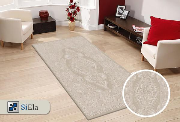 Siela Saraylı Collection Halı | Krem | S-1367-Cream