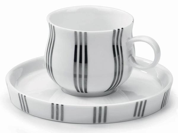 Korkmaz 6'lı Heybeli Kahve Fincan Seti 12 Parça | A8652