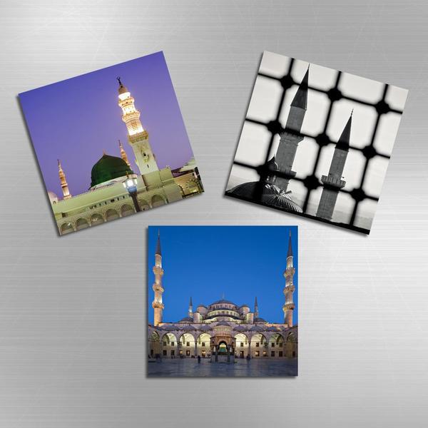 3'lü Magnet - Islam Dünyasi Mekke Medine