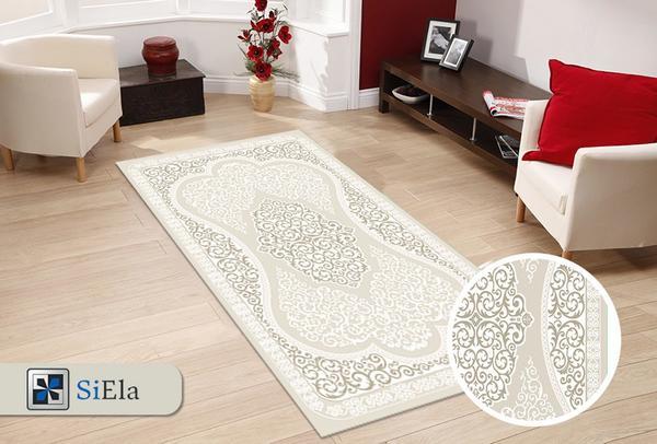 Siela Asıl Collection Çökme Halı | Vizon | S-54331-Vizon