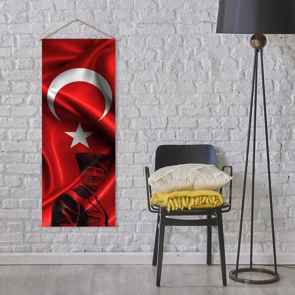 Askılı Kanvas Tablo - Türkiye