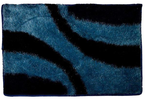 Duygu Mavi Yüksek Glamour Banyo odası için set 3 Adet