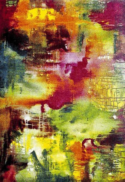 Merinos Belis Pastel Halı | Renkli | 20754-110-Multi