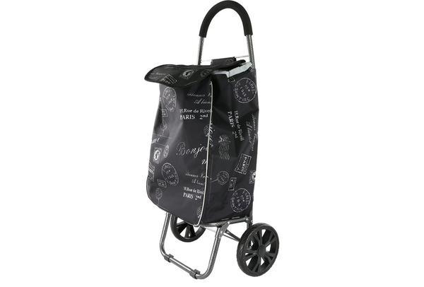 Dekonaz Alışveriş Arabası   Paris   MCK-0004