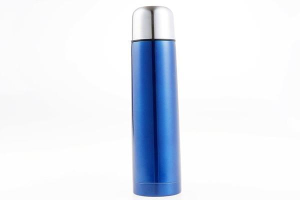 Schäfer Termos Flask | Paslanmaz Çelik | Mavi | 750ml