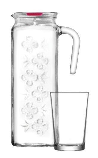 Lav 7 Parça Sürahi Su Bardağı Seti