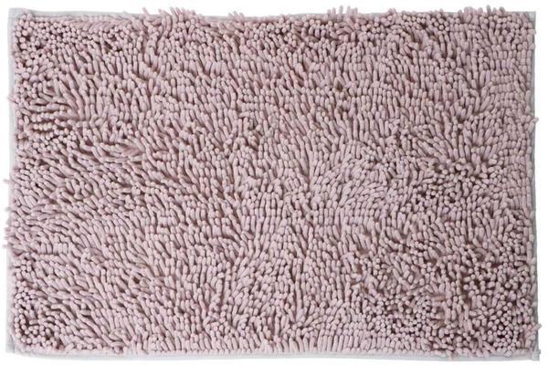Bad Teppich Badmatte Badematten 80x50 Cm Vorleger Flauschig Shaggy Garnitur Grau