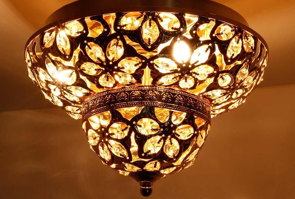 Kronleuchter Glühbirne ~ Bayimpex authentischer kronleuchter metall kristall verarbeitung