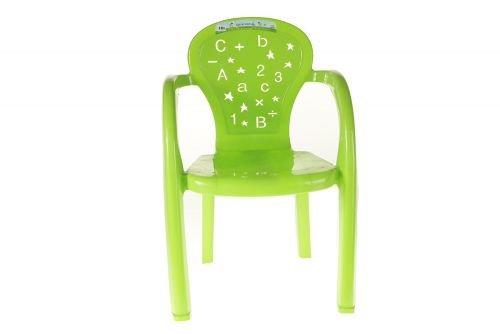 Seggiolone sgabello cameretta dei bambini abc libro sedia